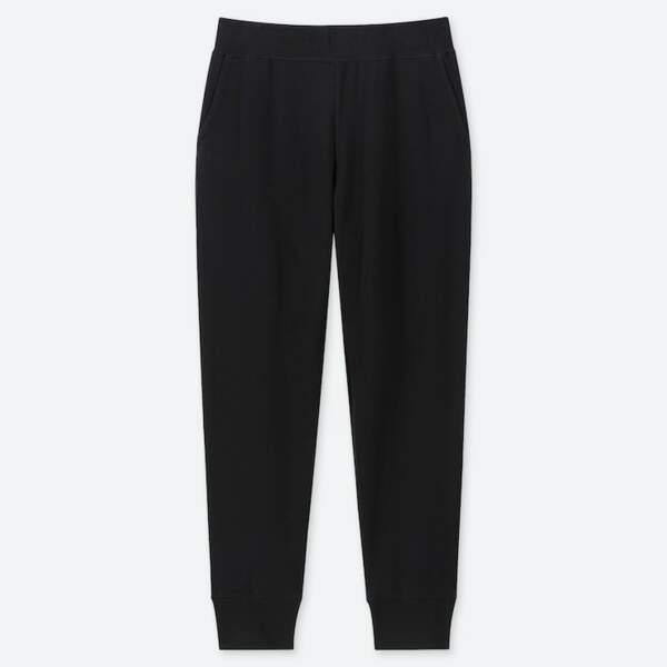 Pantalon de jogging femme, Uniqlo, 14,90€