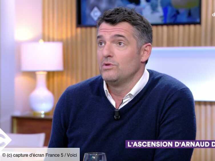 VIDEO Arnaud Ducret : cette période difficile de sa jeunesse où il a failli « mal tourner » - Voici