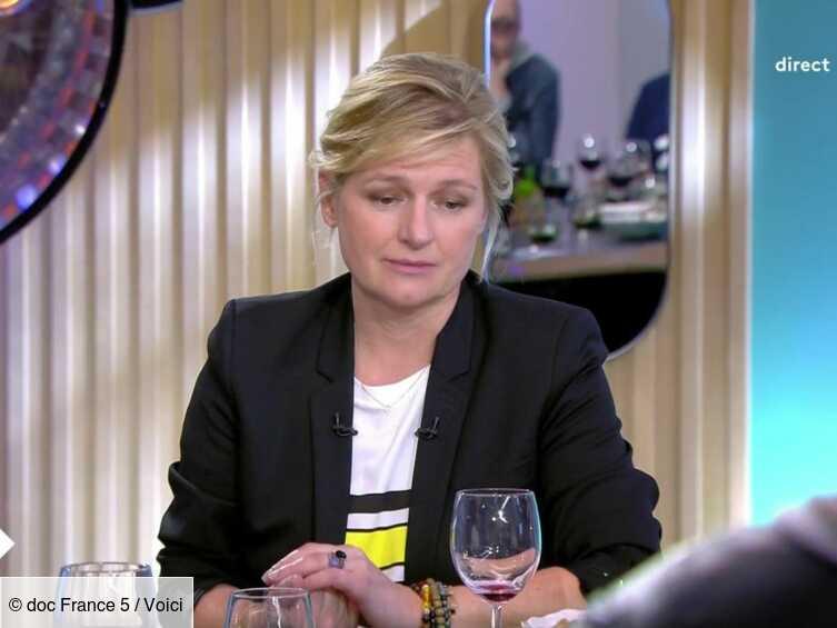 VIDEO Quand Kad Merad souligne la consommation d'alcool d'Anne-Elisabeth Lemoine - Voici