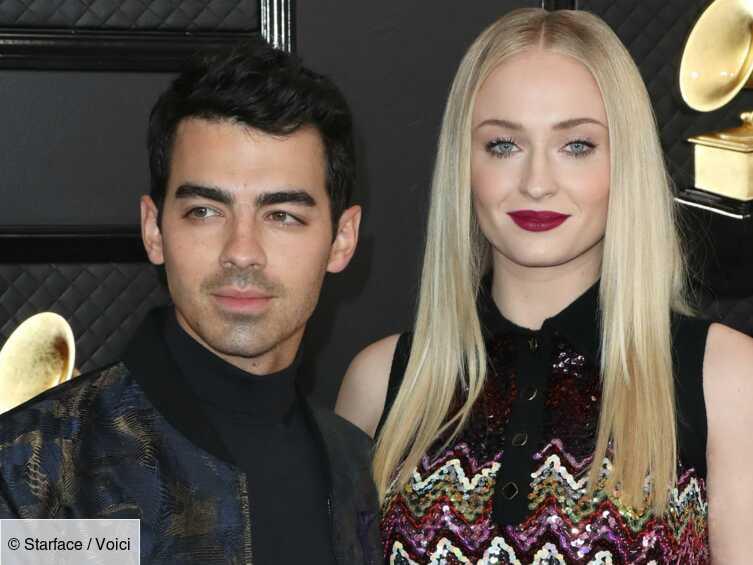 PHOTO Joe Jonas : sa tendre déclaration d'amour à Sophie Turner pour son anniversaire - Voici