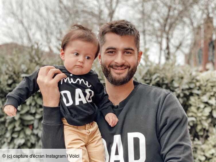 PHOTO Koh-Lanta : Benoit Assadi, gagnant de L'île au trésor, a de grands projets pour son fils Juliann - Voici