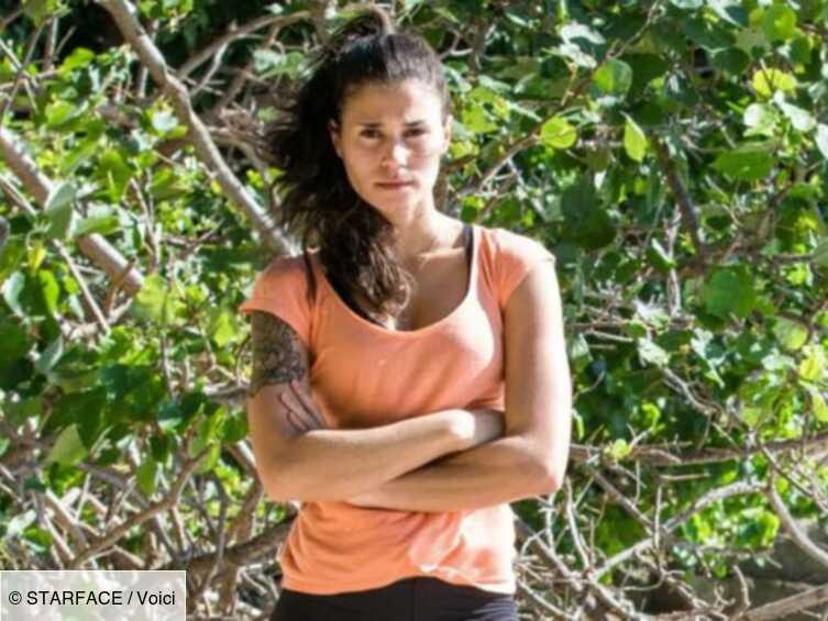 PHOTO Koh-Lanta 2020 : Inès en culotte très échancrée, elle enflamme la Toile - Voici