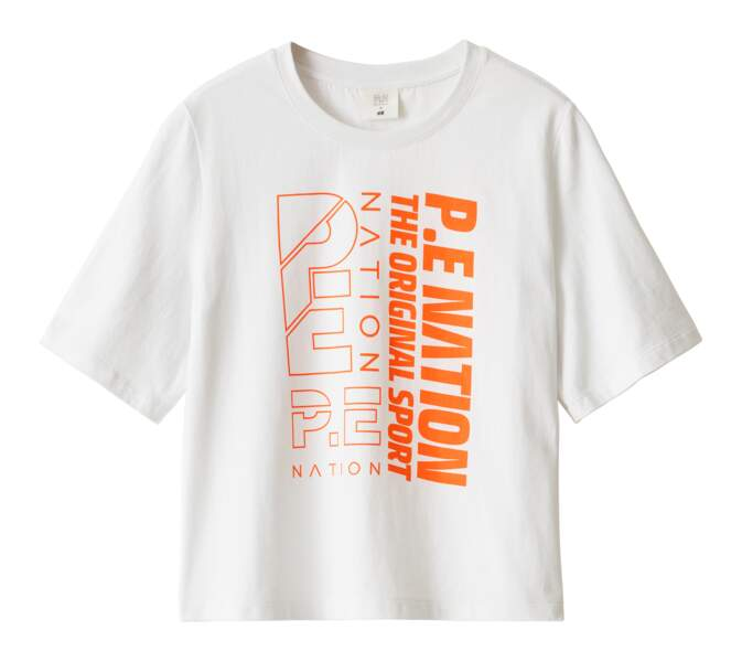 P.E. Nation x H&M : 14,99€