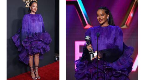 Rihanna, sublime et engagée lors des NAACP Image Awards