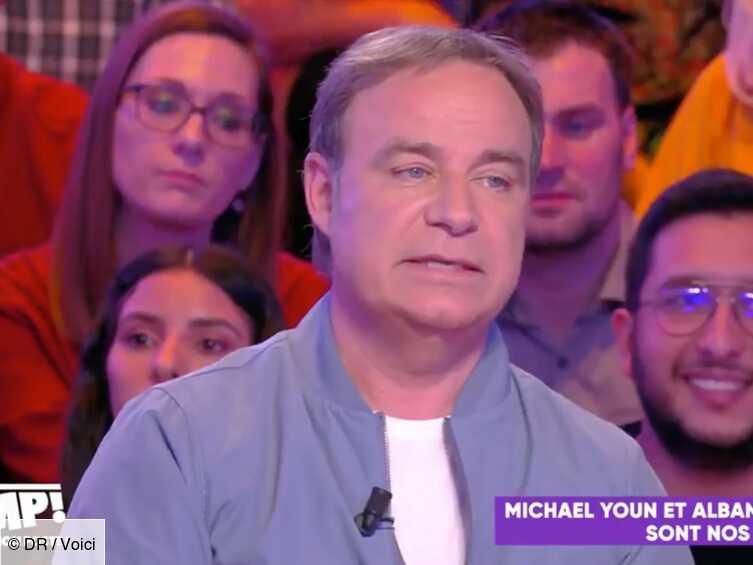 VIDEO Fabien Lecoeuvre révèle à qui s'adressait « Je te promets », le tube de Johnny Hallyday - Voici
