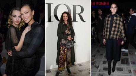 Fashion Week – Les stars et les tendances repérées au défilé Dior