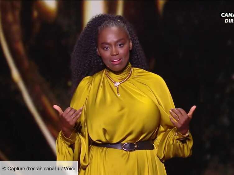 VIDEO César 2020 : le discours d'Aïssa Maïga embarrasse Vincent Cassel et divise les internautes - Voici