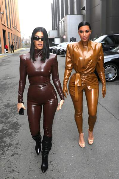 Don't : Kim et Kourtney Kardashian