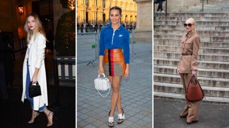 Les plus beaux street style repérés à la Fashion Week