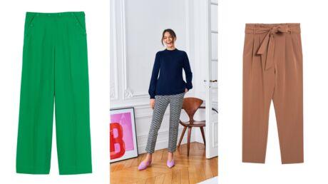 Tendance 2020: les pantalons à shopper pour le printemps/été