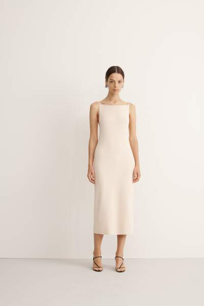 Tendance minimalisme : Robe COS, 89€.