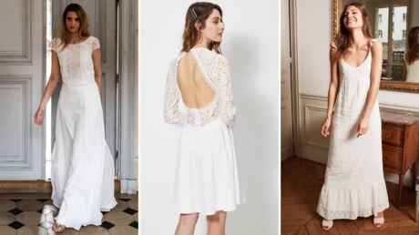 Mariage – On a trouvé des robes de mariée à moins de 400 €!