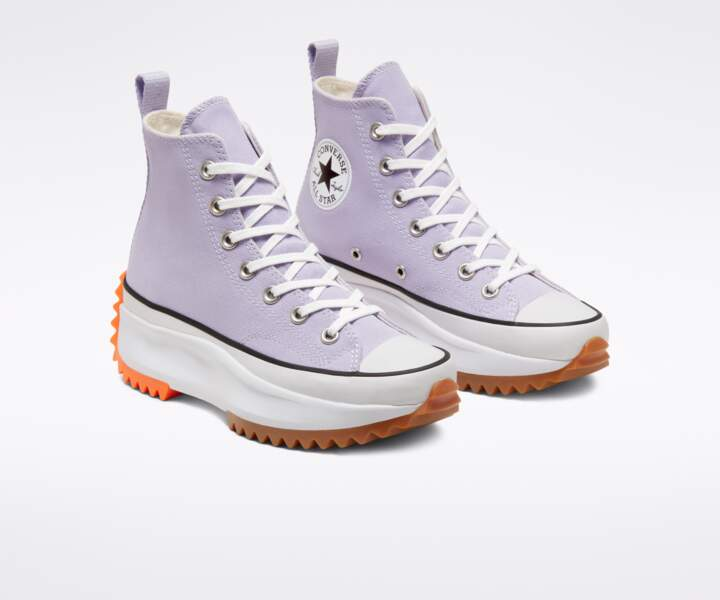 "Baskets ""Run Star Hike"" Converse, 110€."