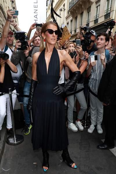 Don't Céline Dion : Céline, il faut qu'on cause chaussures...