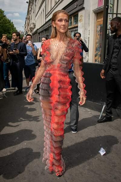 Don't Céline Dion : toutes ces vagues, ça nous donne le mal de mer