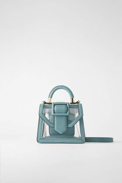 Sac Zara, 29,95€.