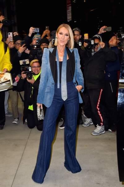 Don't Céline Dion : peut-on vraiment revenir à la cravate en jean ?