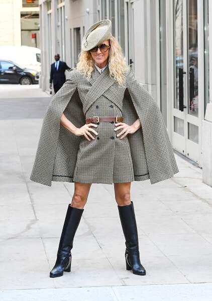 Don't Céline Dion : le chapeau était-il vraiment nécessaire ?