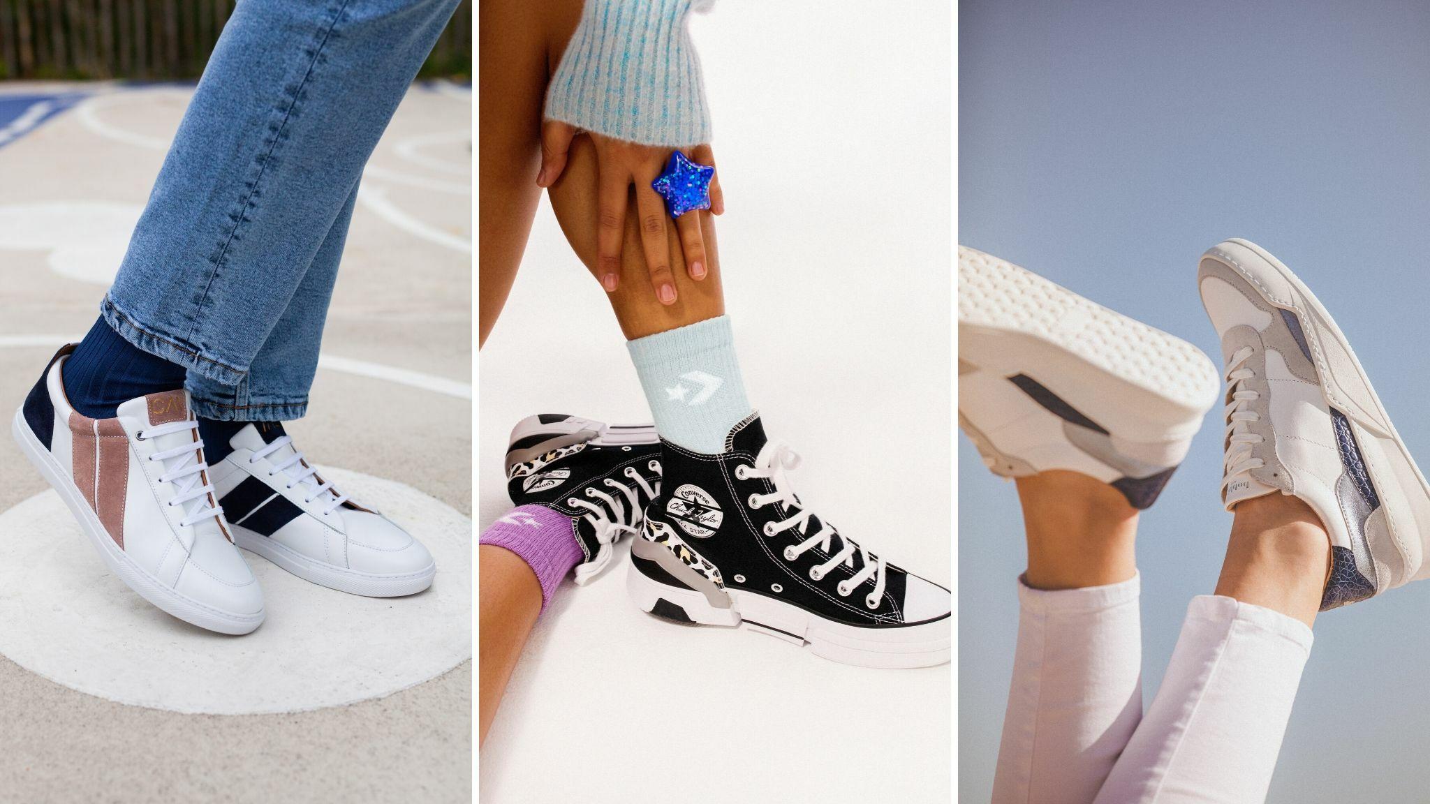 Printempsété 2020 : les sneakers les plus tendances Voici