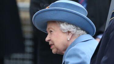 «Un message de sa majesté la Reine»