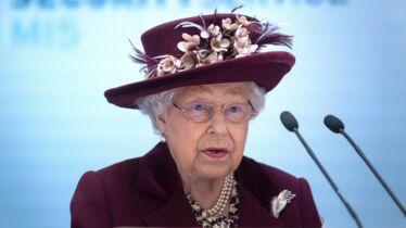 Le discours d'une reine