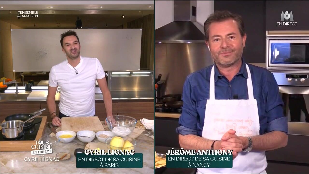 Video Tous En Cuisine Avec Cyril Lignac Cette Consequence Du