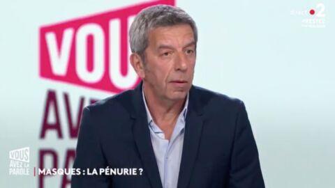Michel Cymes Masques de c/él/ébrit/és