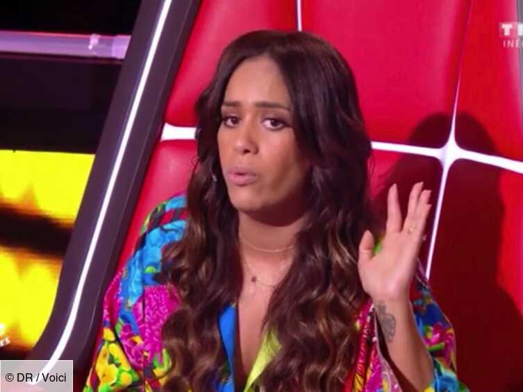 The Voice 9 : Amel Bent élimine « la gagnante » et se fait dézinguer par les internautes - Voici