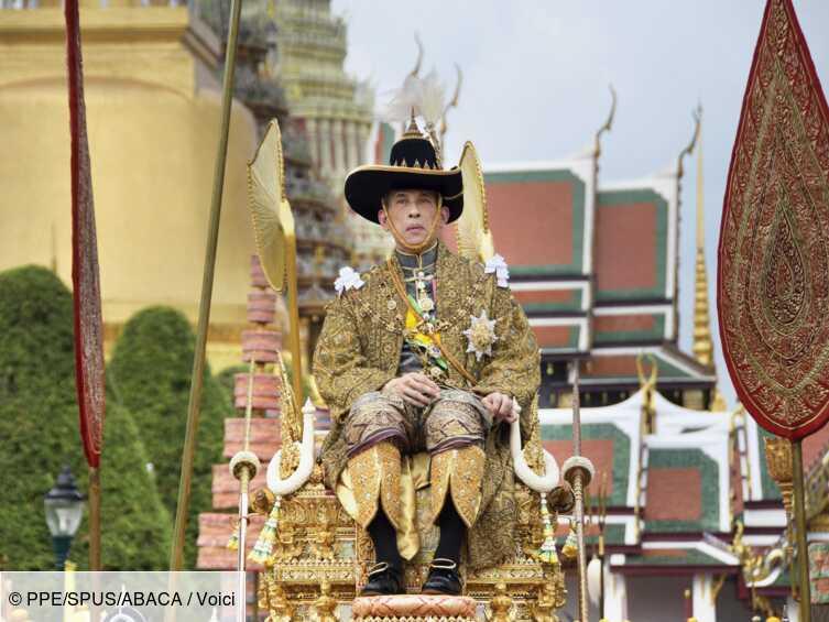 Rama X : les détails glaçants du confinement du roi de Thaïlande avec un harem de 20 femmes - Voici