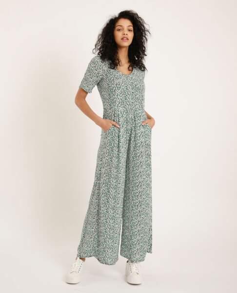 Combi-pantalon à fleurs, Pimkie, 35,99€