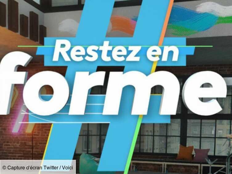 Confinement : France Télévisions lance son émission de sport à la maison - Voici