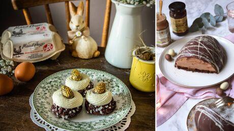 Pâques: des recettes chocolatées à faire à la maison