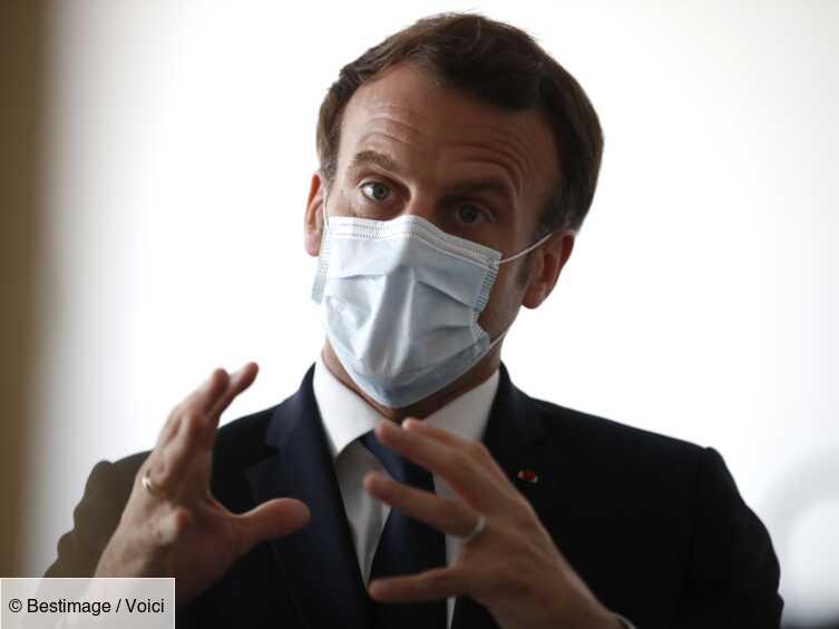 Emmanuel Macron et le professeur Didier Raoult : ce qu'il s'est passé durant leur rencontre - Voici