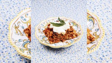 Un peu d'Italie dans notre assiette