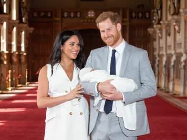 Archie a 1 an : toutes les photos du fils de Meghan Markle et du prince Harry