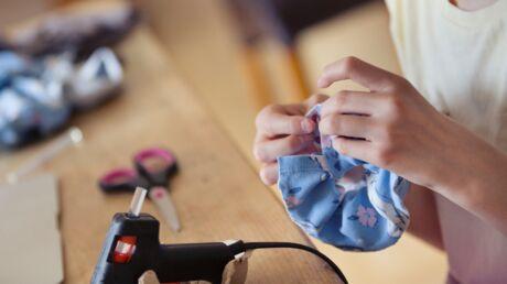 DIY: Fabriquer un chouchou quand on débute en couture
