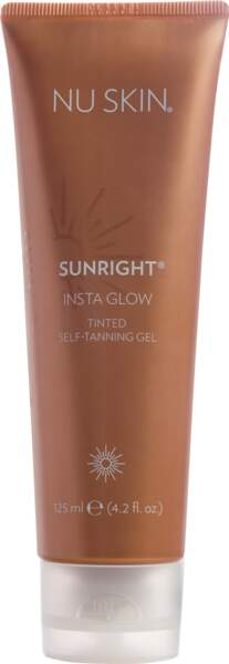 Gel autobronzant Sunright Insta Glow, Nu Skin, 34,51€