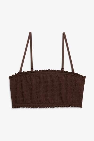 Shopping : les maillots de bain éco-responsables de Monki