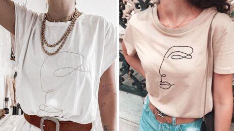 DIY: Comment customiser un T-shirt un peu basique?