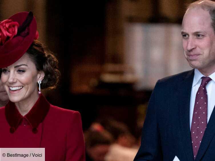 Kate Middleton et William : cette lourde conséquence du Megxit sur leurs enfants - Voici