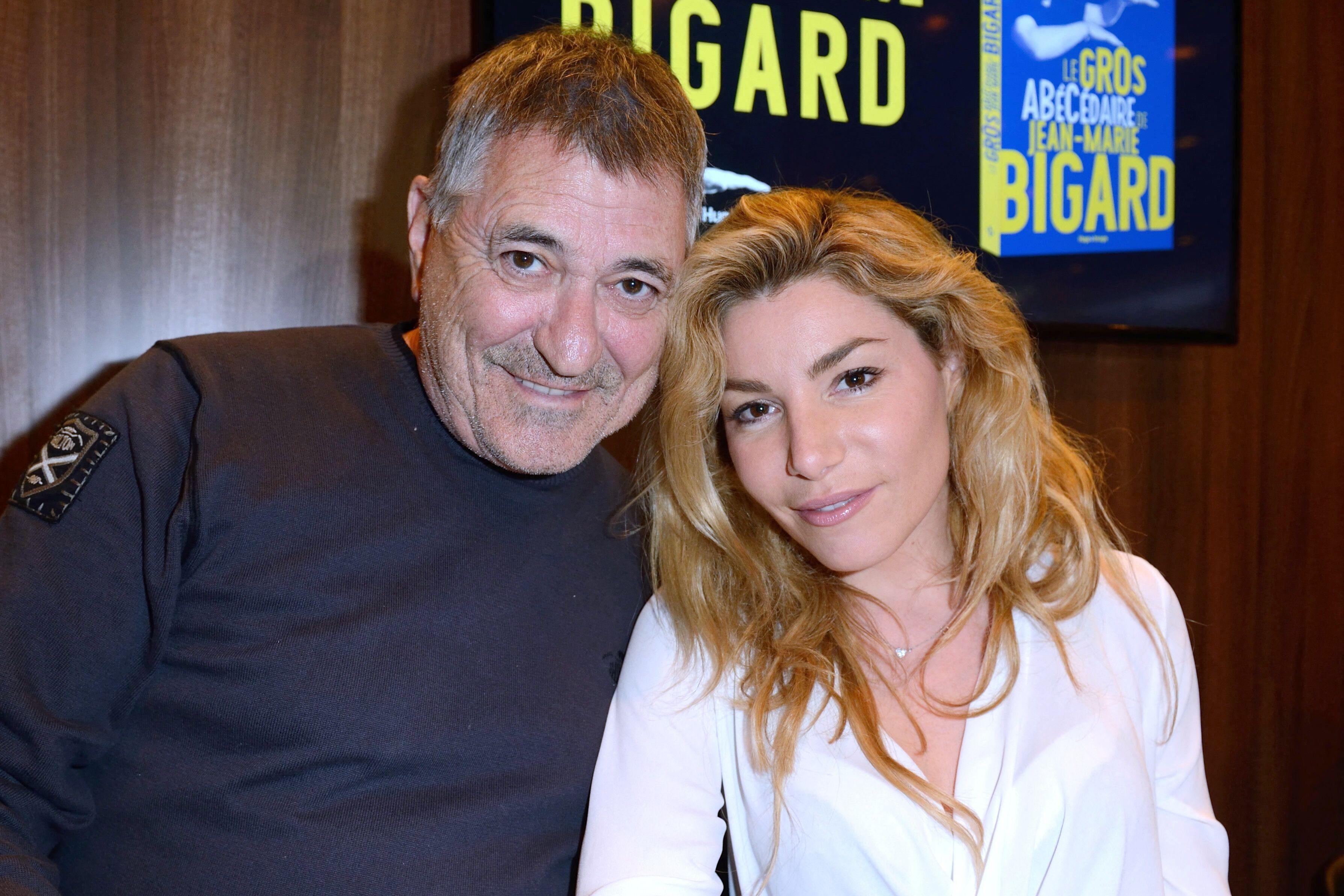 Lola Marois : sa déclaration passionnée à Jean Marie Bigard