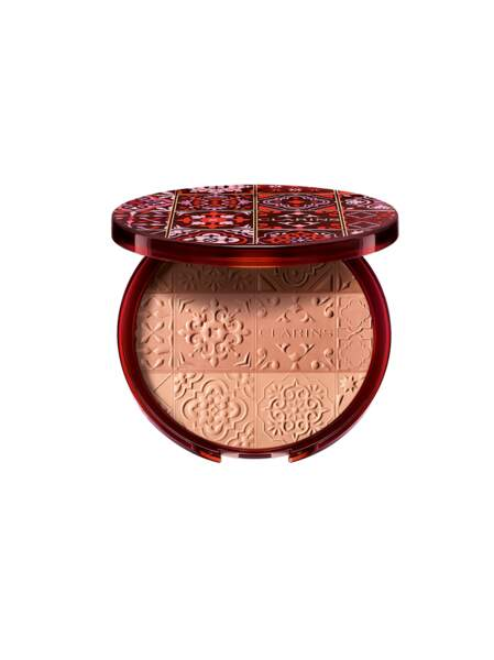 Poudre de Soleil. Happy Collection, 44 €, Clarins.