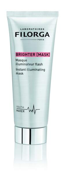 Masque illuminateur flash. 75 ml, 32,90 €, Filorga.
