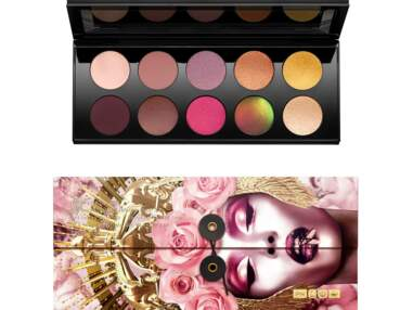 Naomi Campbell x Pat McGrath Labs : la collection Divine Rose