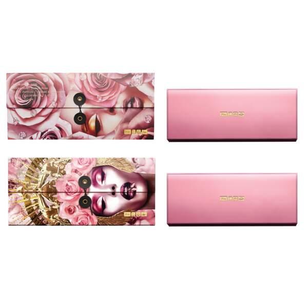 Naomi Campbell x Pat McGrath Labs : la collection Divine Rose