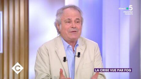 VIDEO C à vous: Franz-Olivier Giesbert révèle avoir «perdu des amis» à cause du coronavirus