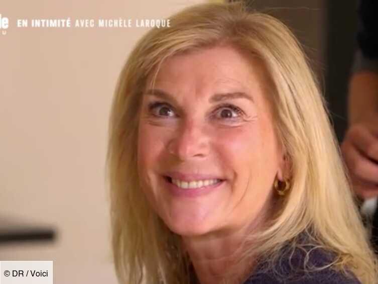 Michèle Laroque : sa mère au casting de son prochain film, elle lui vole la vedette - Voici