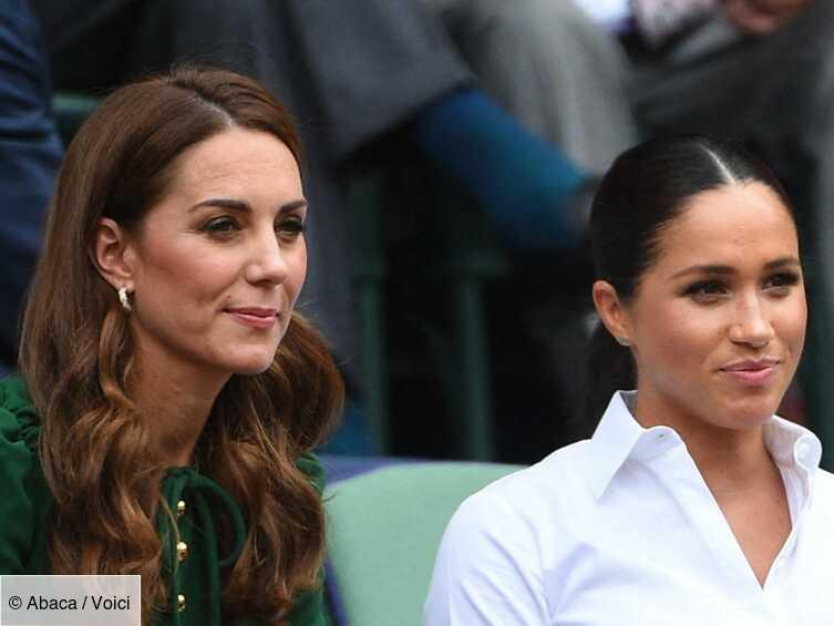 Kate Middleton très critiquée : découvrez le rôle qu'a joué Meghan Markle dans ce portrait acerbe - Voici