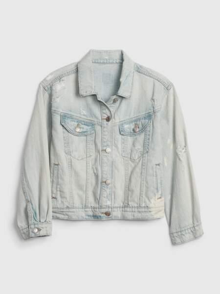 Veste en jean, Gap, 49,99€