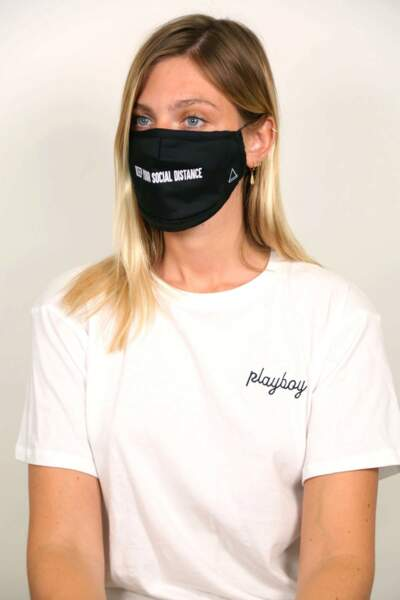 Masque Madrid Keep Your Social Distance, Elevenparis, 15€